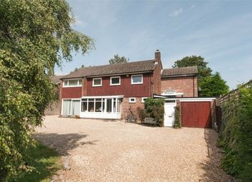 Thumbnail 4 bed detached house for sale in Behoes Lane, Woodcote, Reading