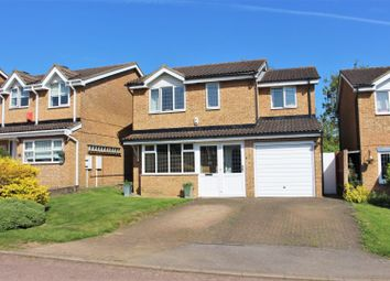 Thumbnail 4 bed detached house for sale in Lathbury Road, Brackley