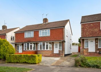Thumbnail 3 bed semi-detached house for sale in Noel Rise, Burgess Hill