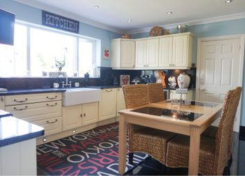 Thumbnail 4 bed detached house for sale in Grange Lane, Lichfield