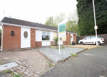 Thumbnail 2 bed semi-detached bungalow for sale in Norwich Drive, Upton, Wirral