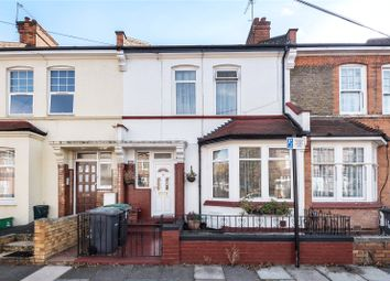 Thumbnail 3 bedroom terraced house for sale in Russell Avenue, London