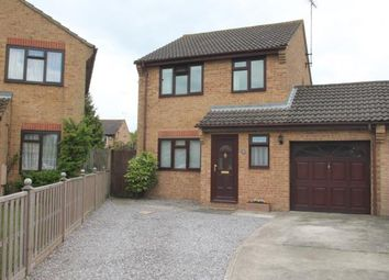 Thumbnail 3 bed link-detached house for sale in Argles Close, Greenhithe, Kent