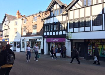 Thumbnail Retail premises to let in Frodsham Street, Chester