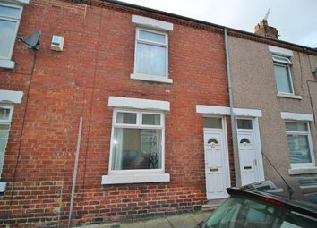Thumbnail 2 bedroom terraced house for sale in Harcourt Street, Darlington