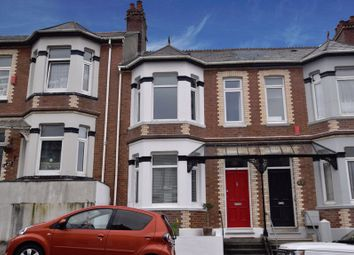 3 bed terraced house for sale in Lincoln Avenue, Plymouth PL4