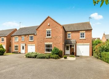 Thumbnail 4 bed detached house for sale in Purser Drive, Warwick, .