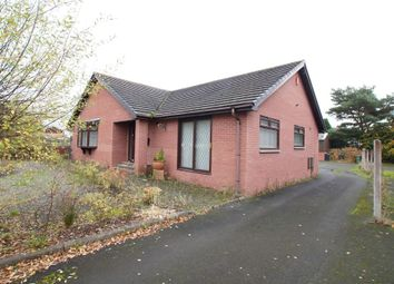Thumbnail 3 bed detached bungalow for sale in The Green, Houghton, Carlisle, Cumbria