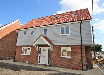Thumbnail 5 bed detached house to rent in The Squires, Bury Road, Kentford