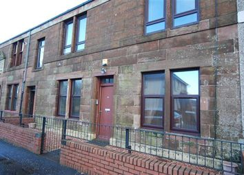Thumbnail 1 bedroom flat for sale in Hillside Street, Stevenston