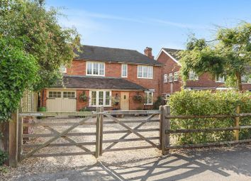 Thumbnail 4 bed detached house for sale in Impstone Road, Pamber Heath, Tadley