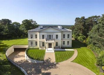 Tor Lane, St George's Hill, Weybridge, Surrey KT13. 5 bed detached house for sale