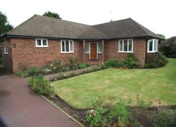 Thumbnail 3 bed detached house to rent in Quennell Close, Ashtead