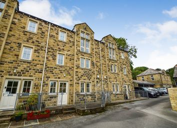 Thumbnail 4 bed town house for sale in Butt Lane, Haworth, Keighley