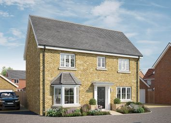 Thumbnail 4 bed detached house for sale in Avondale, Mill Lane, Cressing Essex