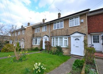Thumbnail 3 bed terraced house to rent in Lyndhurst Close, Crawley