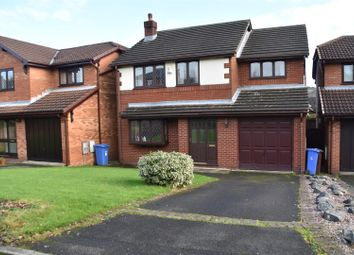 Thumbnail 4 bed detached house for sale in Colyton Close, Chorley