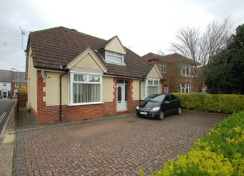 Thumbnail 4 bed detached bungalow for sale in Priory Road, Hardway, Gosport