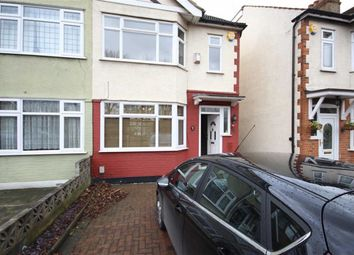 Thumbnail 3 bed end terrace house to rent in Wentworth Way, Rainham, Essex