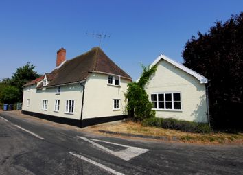 Thumbnail 4 bed cottage for sale in Ash Street, Semer, Ipswich, Suffolk