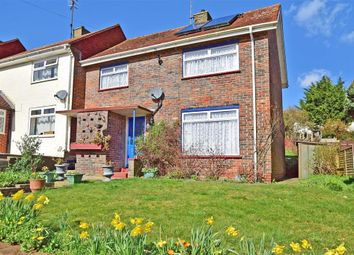 Thumbnail 2 bed end terrace house for sale in Stanstead Crescent, Woodingdean, Brighton, East Sussex