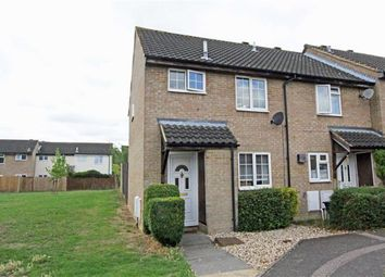 Thumbnail 3 bed end terrace house for sale in Lime Close, Stevenage