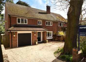 Thumbnail 4 bed semi-detached house for sale in Sunninghill Road, Sunninghill, Berkshire