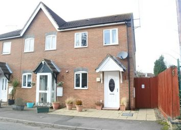 Thumbnail 3 bedroom end terrace house for sale in Beech Lane, Eye, Peterborough