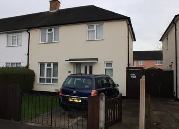 Thumbnail 3 bed end terrace house for sale in Waterdown Road, Clifton, Nottingham, Nottinghamshire