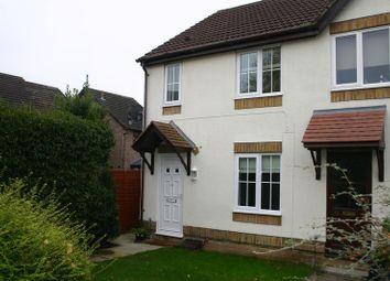 Thumbnail 2 bedroom end terrace house to rent in Watkin Road, Grange Park, Hedge End, Southampton