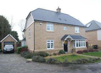 Thumbnail 4 bed property for sale in Nursery Drive, Hawkwell, Hockley