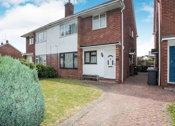 Thumbnail 2 bed flat for sale in Devon Close, Nuneaton