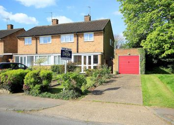 Thumbnail 3 bed semi-detached house for sale in Springfield Road, Hemel Hempstead