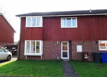 Thumbnail 4 bedroom end terrace house to rent in Mill Reef Close, Newmarket