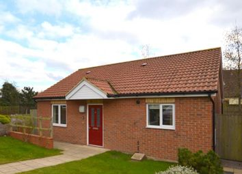 Thumbnail 2 bed detached bungalow for sale in Over 65's Retirement Development, Queen Ane Court