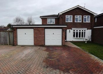 Thumbnail 4 bedroom detached house for sale in Old Basing, Basingstoke, Hampshire