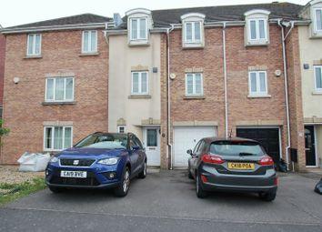 Thumbnail 4 bedroom terraced house for sale in Llwyn Y Gog, Rhoose, Barry