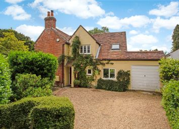Thumbnail 4 bed detached house for sale in The Green, Sarisbury Green, Southampton