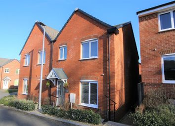 Thumbnail 3 bed property for sale in Weaver Crescent, Tiverton