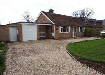 Thumbnail 2 bedroom bungalow to rent in Mill Lane, Brandesburton