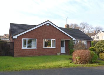 Thumbnail 3 bedroom detached bungalow for sale in Winston Avenue, Alsager, Stoke-On-Trent