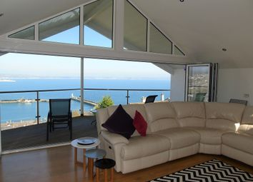 Thumbnail 3 bed detached house for sale in Bowjey Hill, Newlyn, Penzance, Cornwall
