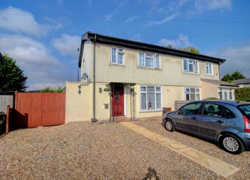 Thumbnail 3 bed semi-detached house for sale in Ward Gardens, Cippenham, Slough