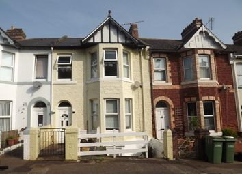 Thumbnail 3 bed maisonette for sale in Marcombe Road, Chelston, Torquay
