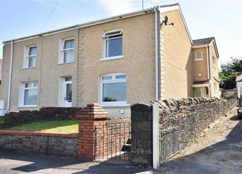 Thumbnail 2 bedroom semi-detached house for sale in Mansel Road, Bonymaen, Swansea