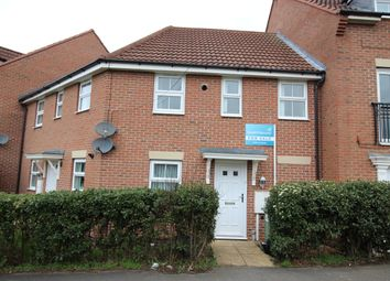 Thumbnail 2 bed flat for sale in Dale Crescent, Newark, Nottinghamshire