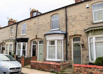Thumbnail 2 bed terraced house to rent in Nunmill Street, Bishopthorpe Road, York