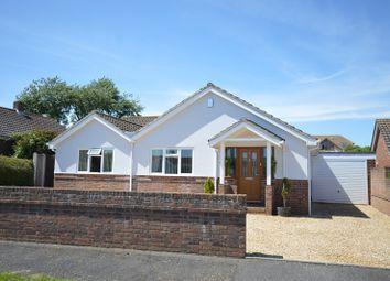 Thumbnail 4 bed detached bungalow for sale in Linden Way, Pennington, Lymington