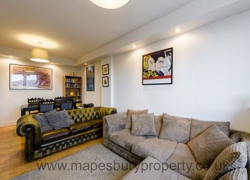 Thumbnail 2 bed flat for sale in Jubilee Heights, Shoot Up Hill, Kilburn