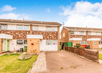 Thumbnail 3 bed end terrace house for sale in Stroud Green Drive, North Bersted, Bognor Regis, West Sussex